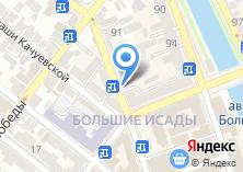 Компания «Золотой Шарм» на карте
