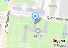 Компания «Агентство кадровых решений» на карте