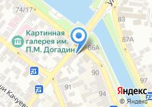 Компания «Булкин» на карте