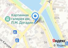 Компания «Букмекерский центр» на карте