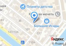 Компания «Салон текстиля» на карте