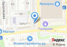 Компания «Ломбард Ирина» на карте