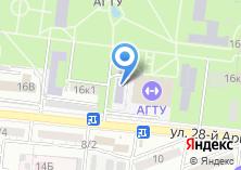 Компания «Астраханский государственный технический университет» на карте