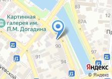 Компания «СПЕЦОДЕЖДА-ВОЕНТОРГ» на карте