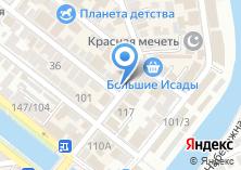 Компания «Врамке» на карте