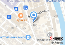 Компания «Д.Ю.Н» на карте