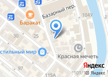 Компания «Дачный мир» на карте