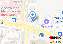 Компания «Интермед» на карте