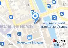 Компания «Итиль» на карте