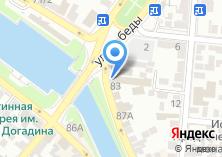 Компания «АБВ-тур» на карте