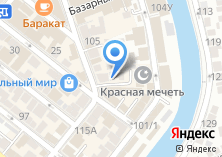 Компания «Сунна» на карте