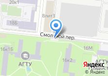 Компания «Общественный экологический контроль России» на карте