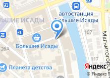 Компания «Свит» на карте