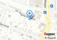 Компания «Автомойка на площади Карла Маркса» на карте