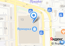 Компания «Yota» на карте