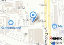 Компания «Магазин женских платьев» на карте