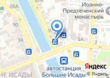 Компания «Каспийский Капитал» на карте