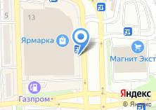 Компания «Магазин фастфудной продукции на площади Вокзальная» на карте