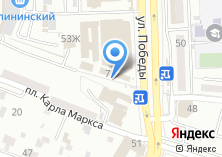 Компания «2+2» на карте