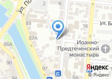 Компания «Югстрой-ка» на карте