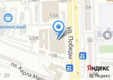 Компания «АБС» на карте