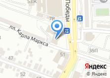 Компания «Оценка плюс» на карте