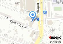 Компания «Адвокатский кабинет Ахмедеевой Э.Ф» на карте
