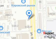 Компания «Финпрогресс» на карте