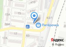 Компания «Алексеевский» на карте