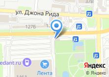 Компания «Мега Пир» на карте