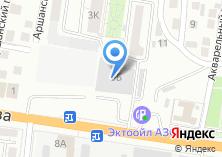 Компания «Миллениум-Астрахань» на карте