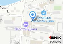 Компания «Сияма» на карте