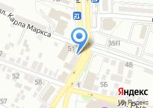 Компания «Зорго» на карте