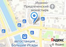 Компания «Золотой стиль» на карте
