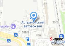 Компания «РОСТУР» на карте