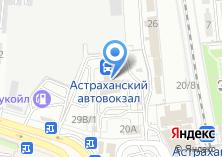 Компания «Пассажирское автотранспортное предприятие №3» на карте