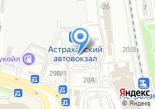 Компания «Фаворит-КВ» на карте