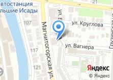 Компания «Уют-Сервис» на карте