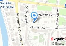 Компания «Niloufar» на карте