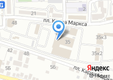 Компания «ЮГТЕХЭКСПЕРТ-А» на карте