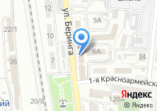 Компания «Территориальная организация профсоюза железнодорожников и транспортных строителей на Астраханском отделении ПЖД» на карте