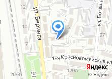 Компания «Астраханский региональный центр связи» на карте