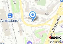 Компания «Завокзальный» на карте