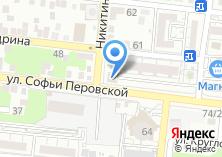 Компания «Лаваш» на карте