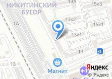 Компания «Обслуживающая организация» на карте