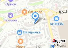 Компания «Строящийся жилой дом по ул. Минусинская» на карте