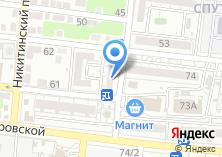 Компания «Нотариус Гончарова Н.В» на карте