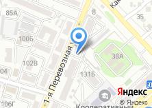 Компания «АстраханьАрхПроект» на карте