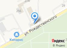 Компания «Центр по испытаниям внедрению сертификации продукции» на карте