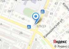 Компания «Дарман» на карте